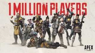 Apex Legends — миллион игроков и планы на будущее
