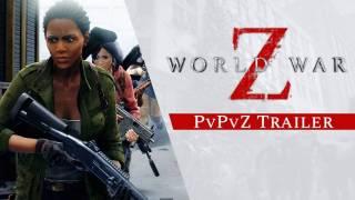 В World War Z все же будет режим против людей