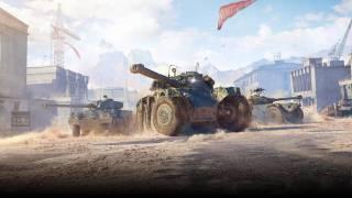 World of Tanks: Эксклюзивное интервью о колёсных танках