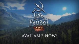 Масштабное обновление 0.2.0 для Life is Feudal: MMO уже доступно