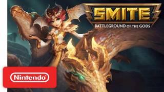 Версия SMITE для Nintendo Switch стала бесплатной