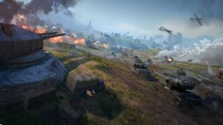 Масштабные сражения 30 vs 30 вернулись в World of Tanks