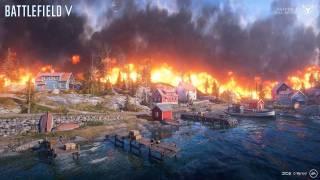 Новый трейлер «Королевской битвы» в Battlefield 5