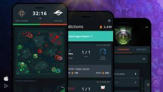 Вышло мобильное приложение Dota Pro Circuit