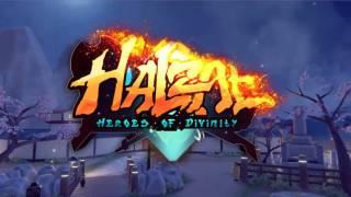 У Battlerite появился конкурент — в Steam вышла игра Halzae: Heroes of Divinity