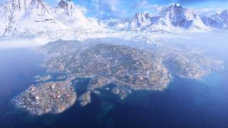 Вот как будет выглядеть карта в «Королевской битве» Battlefield 5
